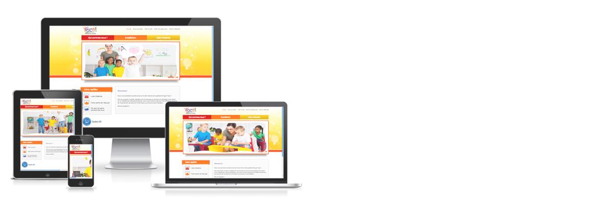 Un site Web à votre image!